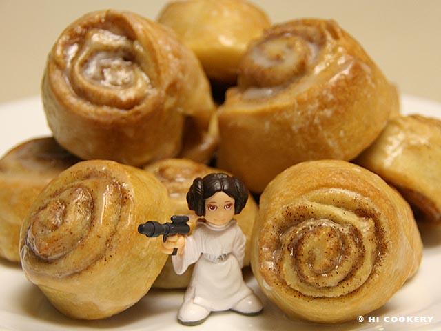 Princess Leia Danish Dos