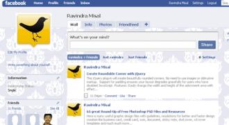 Facebook'a Tema Koymak [45 farklı tema]