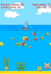 Catch Fish Mania screenshot 0