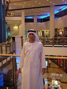 Me at Mall of the Emirates