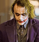 Joker in The Dark Knight