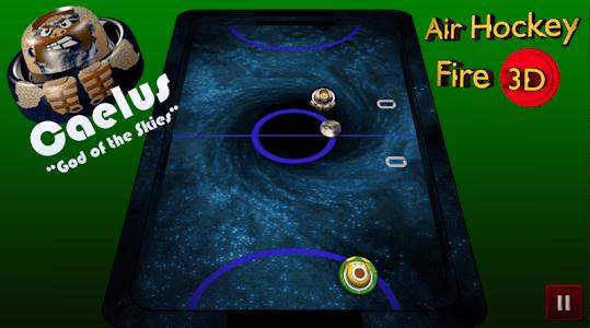 Air Hockey Fire 3D screenshot 15