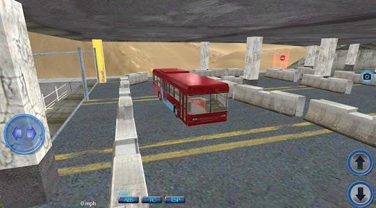Bus Parking 3D Driver screenshot 5
