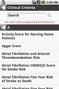 MedCalc 3000 Neurology screenshot 3