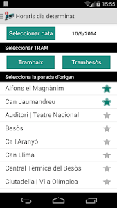 InfoTRAM screenshot 4