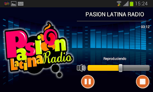 Pasión Latina Radio screenshot 4