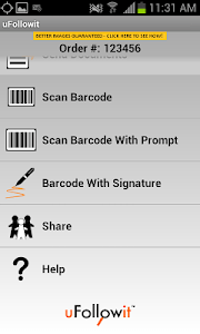 uFollowit - Mobile Workforce screenshot 4