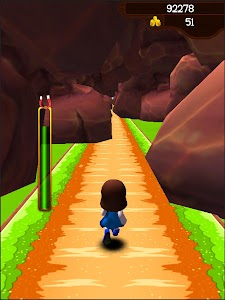 Dorae Run - Cute 3D runner screenshot 16