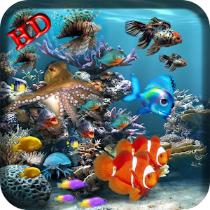 Aquarium Live Wallpaper Apk Free Download 3d Aquarium Live