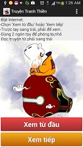 Truyện Tranh Thiền - Phật Giáo screenshot 4