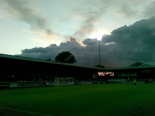 Its not hard to see why we think Kettering Town is full of shit.... NP is all its beauty.