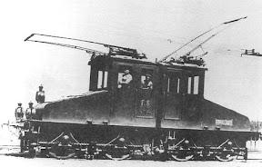 Lecco-Colico Prima ferrovia elettrificata di Italia