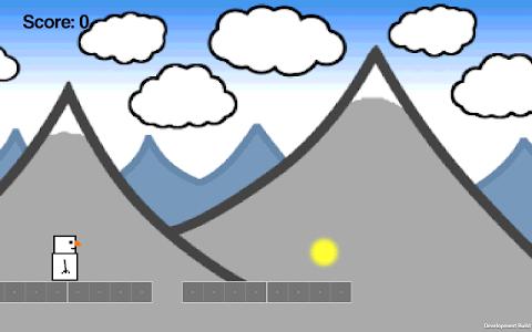 Snowman Runner screenshot 13