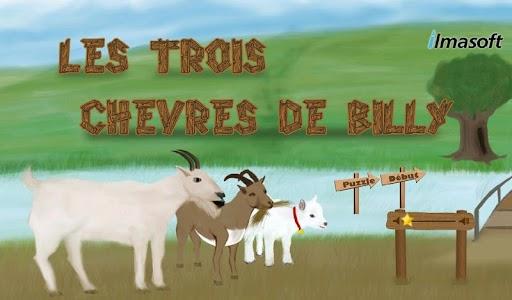Les Trois Chèvres De Billy screenshot 0