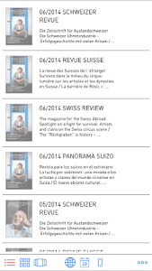 Swiss Review screenshot 0