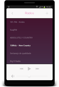 Country RADIO screenshot 9