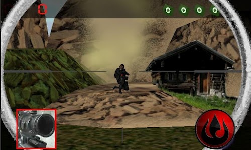 army sniper: mountain strike screenshot 3