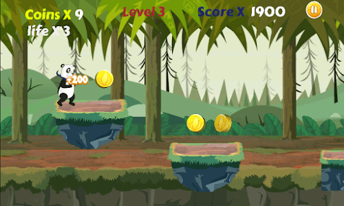 Panda Run screenshot 3
