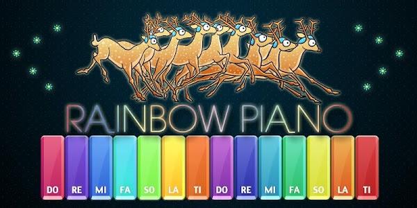 Rainbow Piano screenshot 10