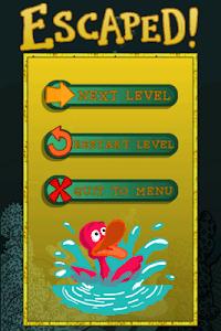 Bubble SeaDuck Escape screenshot 1