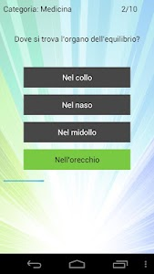 Trivial Quiz - Medicina screenshot 3