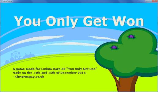 You Only Get Won screenshot 0