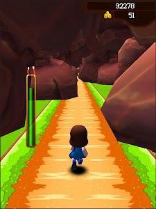 Dorae Run - Cute 3D runner screenshot 4