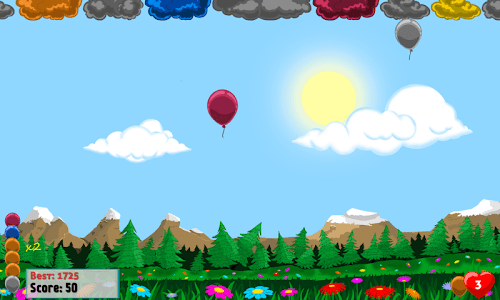 Balloon Sucker screenshot 1
