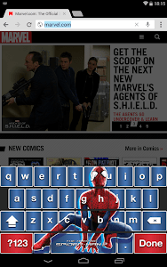 Amazing Spider-Man 2 Keyboard screenshot 3