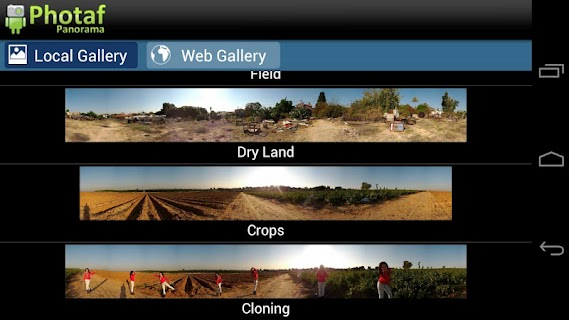 Photaf Panorama (Free) screenshot 02