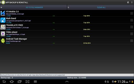Smart App Manager screenshot 11