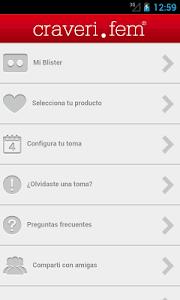 Craveri.Fem screenshot 1
