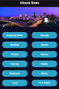 Atlanta News screenshot 0