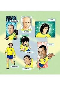 ฟุตบอลโลก(ฉบับการ์ตูน) ตอนที่3 screenshot 0