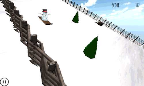 Mr Frost screenshot 1