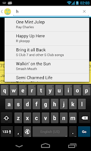 Happy songs screenshot 3
