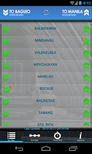 NLigtas - NLEX Traffic Updates screenshot 0