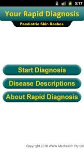 Your Rapid Diagnosis PSR screenshot 0