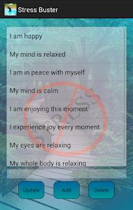 Stress Buster screenshot 3