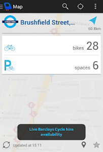 Depart: London Transport Live screenshot 4