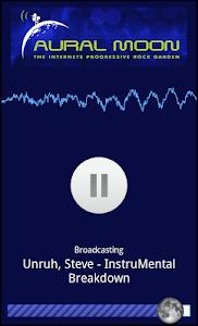 Aural Moon Radio screenshot 2