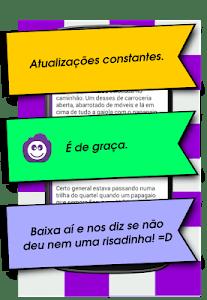 2000 Piadas Engraçadas Brasil screenshot 3