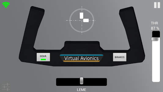 Virtual Yoke Lite screenshot 0