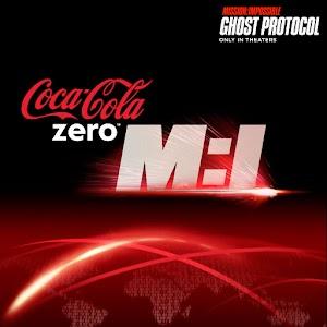 M:I & Coke Zero Wallpaper