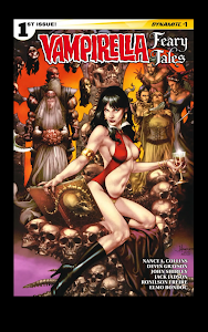 Vampirella - Feary Tales #1 screenshot 0