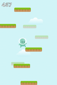 Flying SpaceMan screenshot 1
