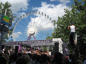 Streetparade 2008 Zürich Bilder Fotos Pictures