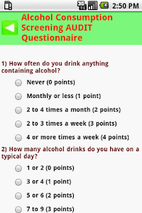MedCalc 3000 Nutrition screenshot 4