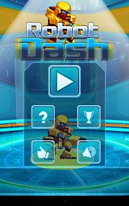 Robot Dash - Robot Boxing screenshot 13