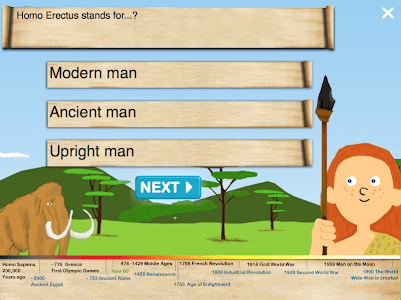 History Quiz for Kids screenshot 1